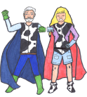 Randy and Joan Walker: Everyday Superheroes