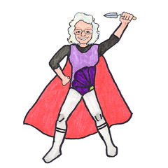 Barbara Pearlman: Everyday Superhero