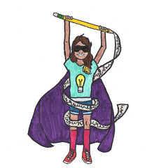 Noura Ali: Everyday Superhero