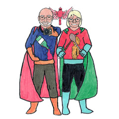 Steve and Cynthia Harmon: Everyday Superheroes