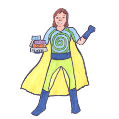 Susan Tannor: Everyday Superhero